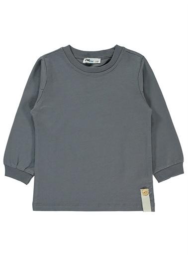 Civil Boys Civil Boys Erkek Çocuk Sweatshirt 2-5 Yaş Taş Rengi Civil Boys Erkek Çocuk Sweatshirt 2-5 Yaş Taş Rengi Gri